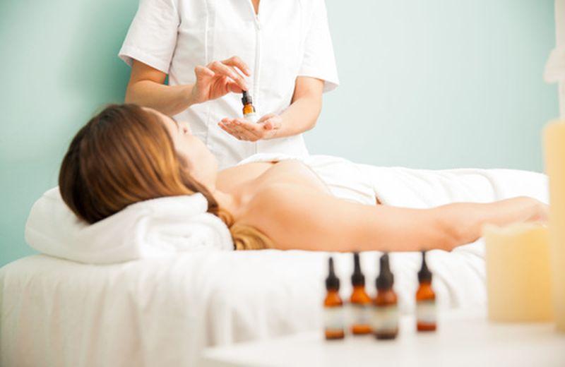 Massaggio olistico, potente antistress