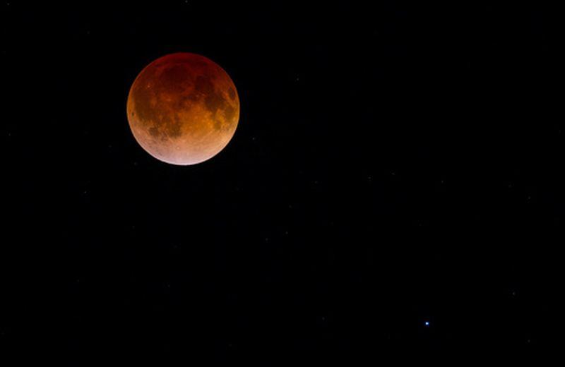 27 luglio 2018 eclissi totale di luna