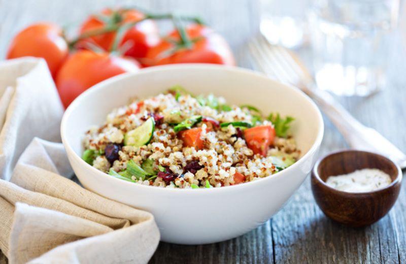 Quattro ricette estive a base di quinoa