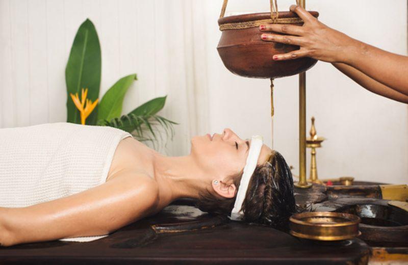 Dove imparare il massaggio ayurvedico