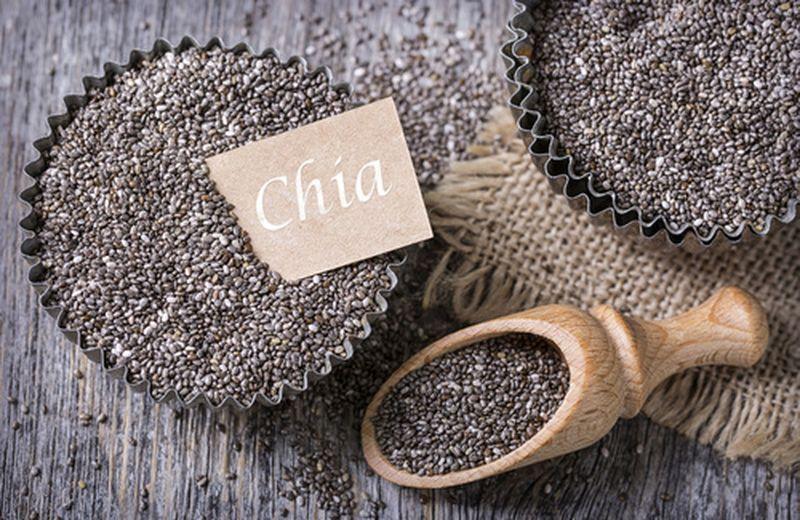 Semi di Chia, un alimento benefico e nutriente molto antico