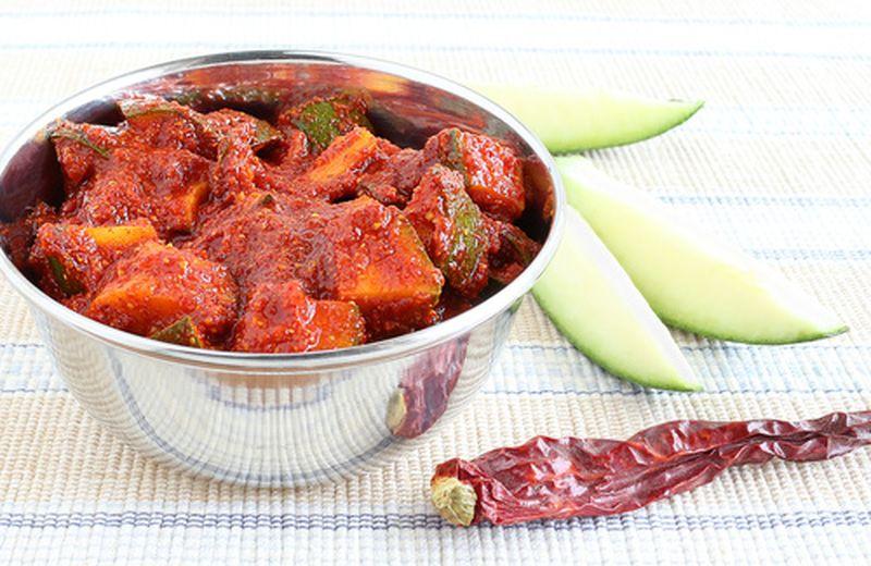 Il mango nella cucina indiana