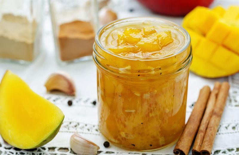 Chutney di mango, la ricetta