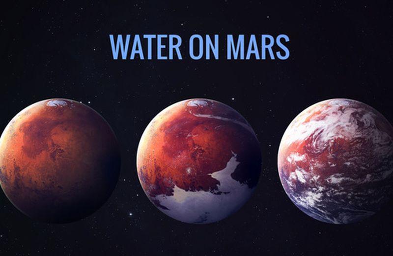 Acqua su Marte e ricerca di forme di vita