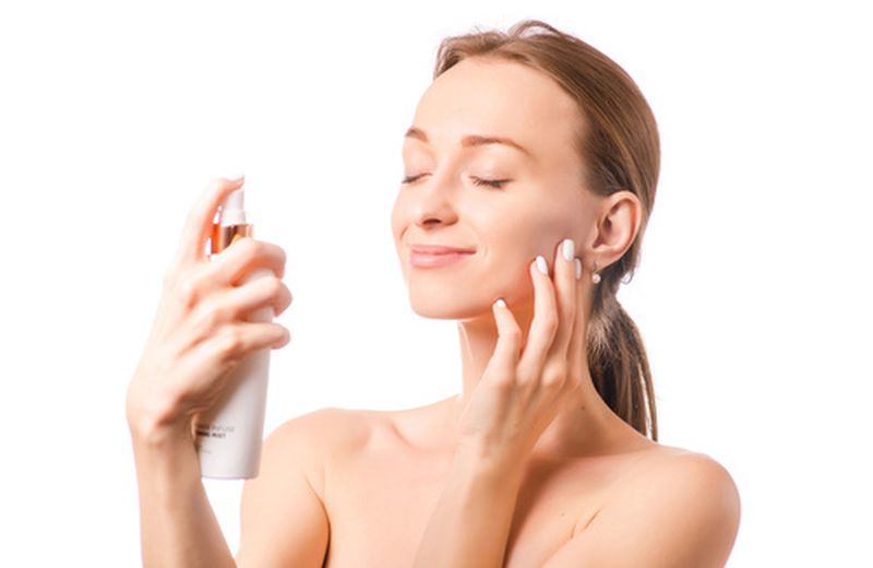 Brume: lo spray viso per rinfrescarsi in estate