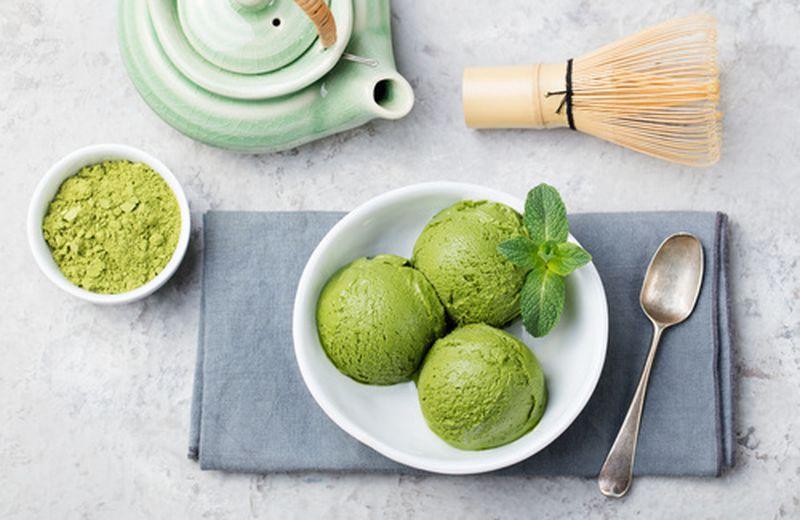 Ricetta Gelato Te Verde.Gelato Al Te Verde La Ricetta Cure Naturali It
