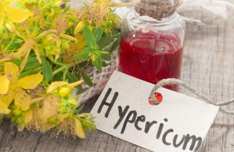 Iperico, antinfiammatorio naturale