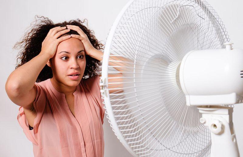 Ansia nella stagione calda