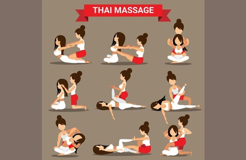 Dove imparare il massaggio thai
