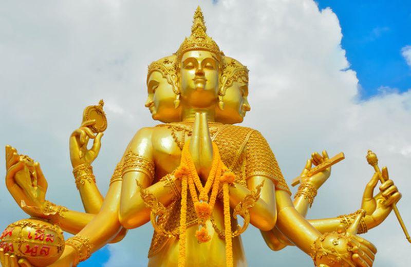Le principali divinità dell'induismo