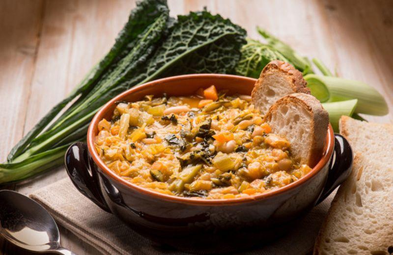 4 ricette vegan dalla Toscana