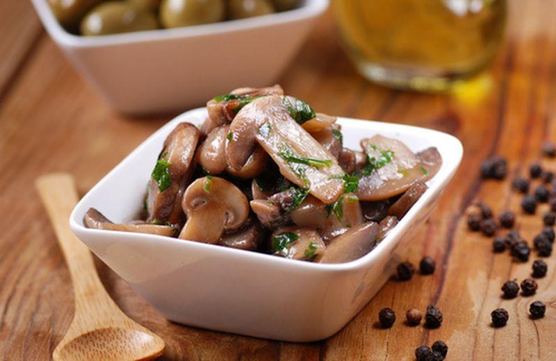 3 ricette coi funghi
