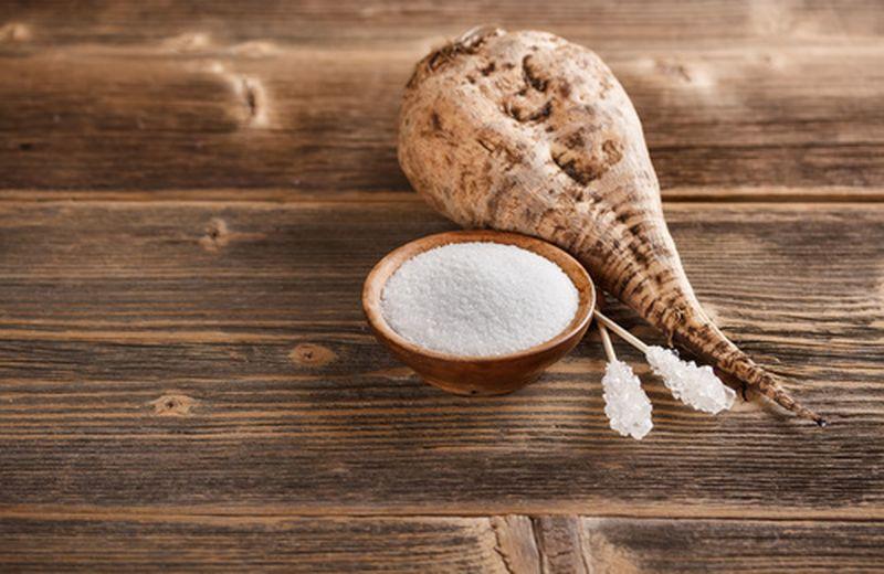 Zucchero di barbabietola, proprietà