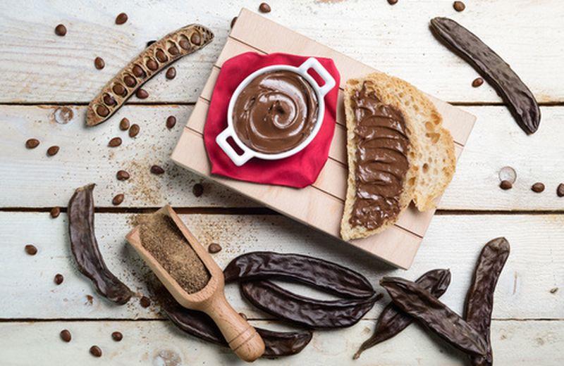 Carruba, un'alternativa al cioccolato classico