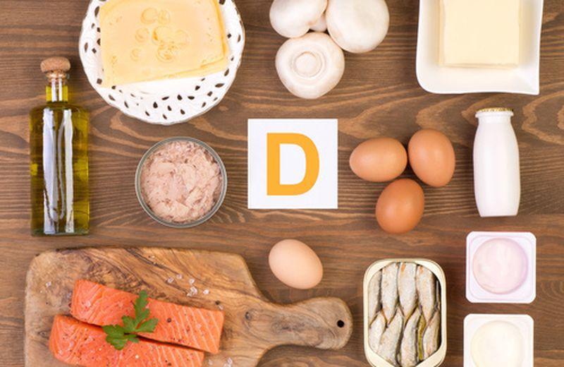 Vitamina D negli alimenti: i miti da sfatare