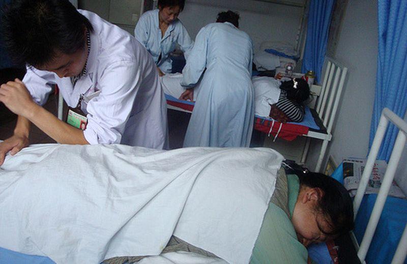 Ku Nye: il massaggio tibetano