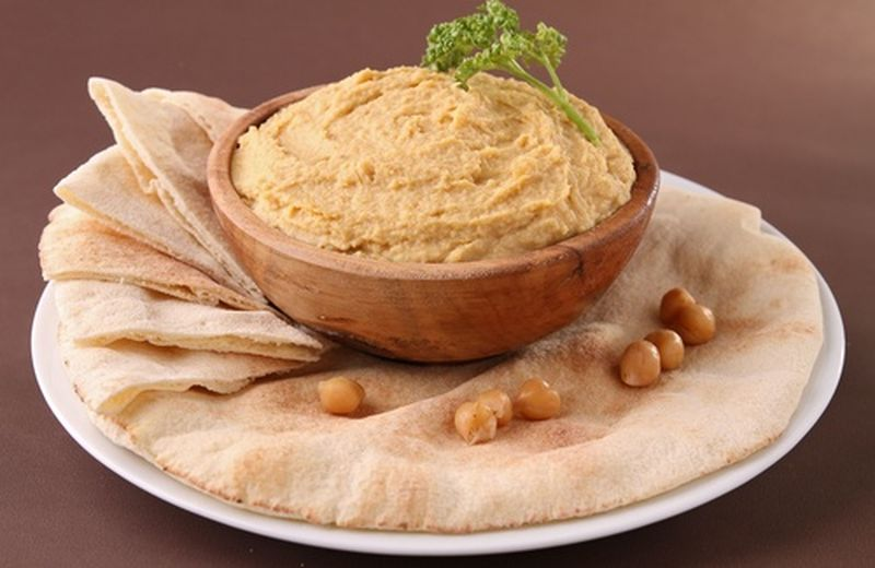 Hummus di ceci, la ricetta