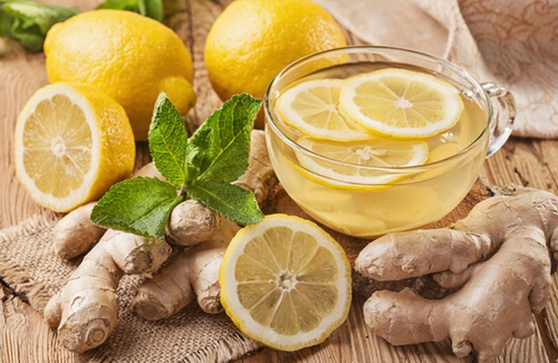 Tisana zenzero e limone, quando berla