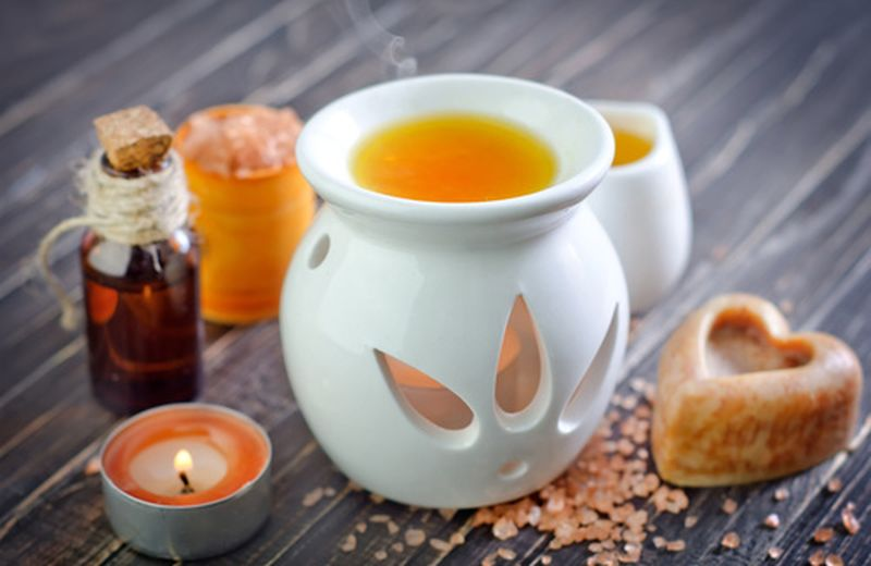 Aromaterapia per la casa