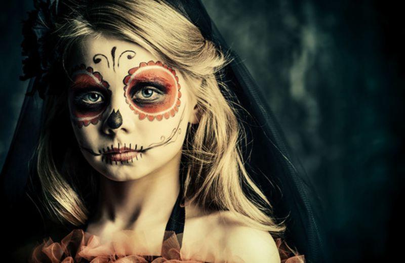 Festa di Halloween allegra, idee dal Messico