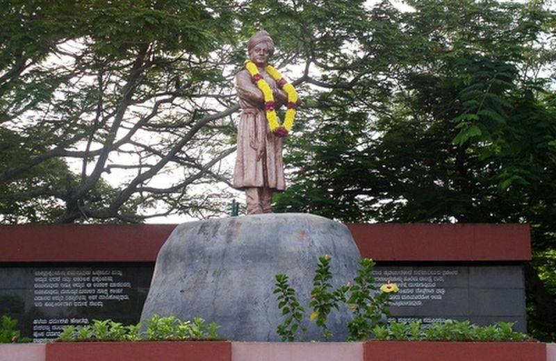 Swami Vivekananda, il fondatore della Ramakrishna Mission