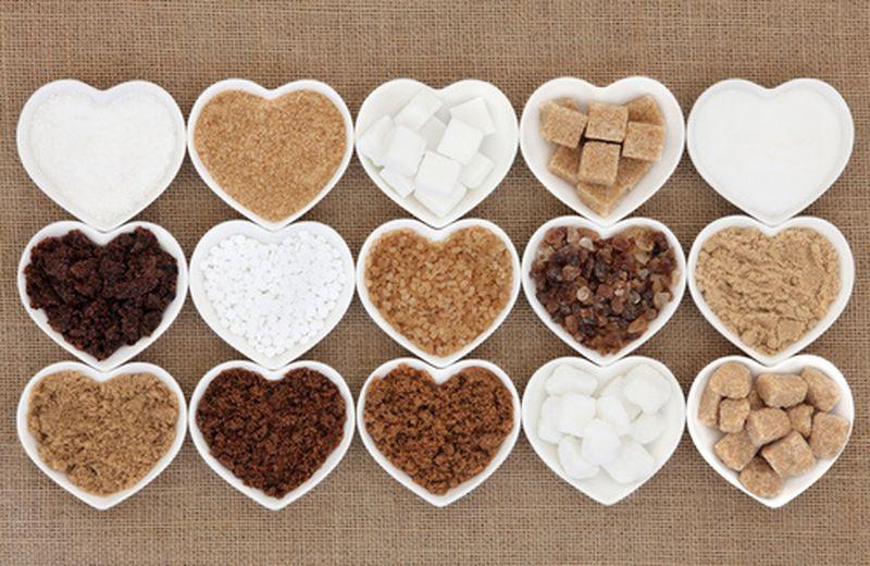 Zucchero di canna integrale, le tipologie