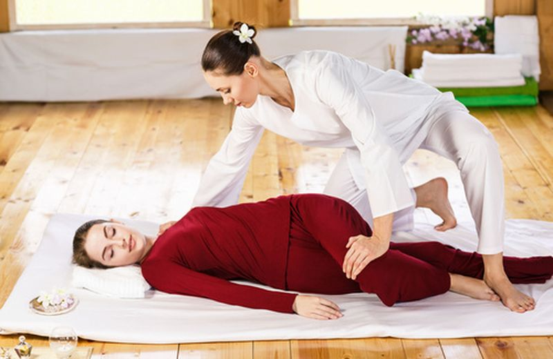 Thai yoga massage, cos'è