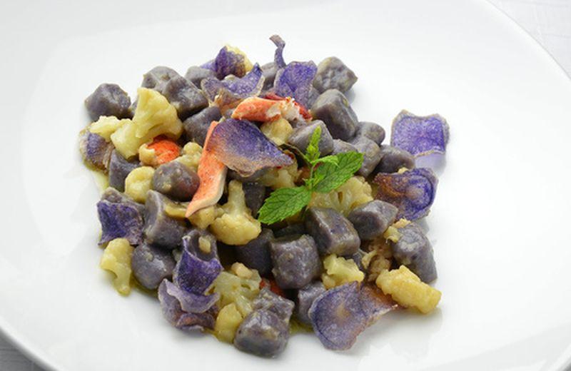 3 ricette con le patate viola