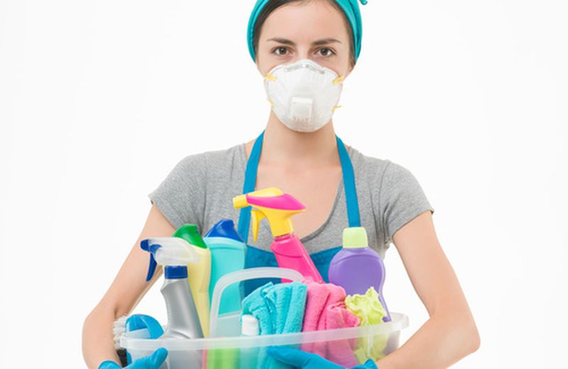 Sostanze tossiche in casa