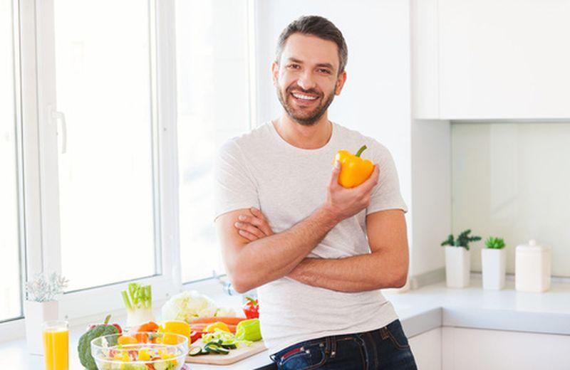 La dieta dimagrante per l'uomo