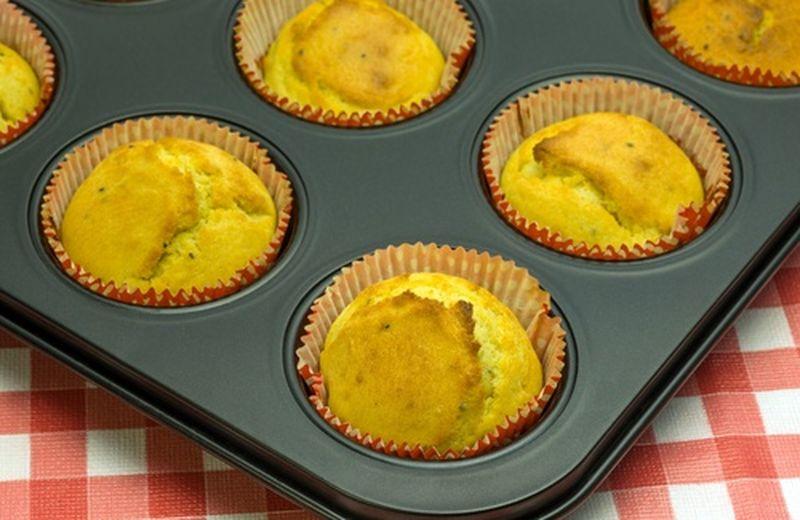 Muffin ai semi di chia, una ricetta semplice e nutriente