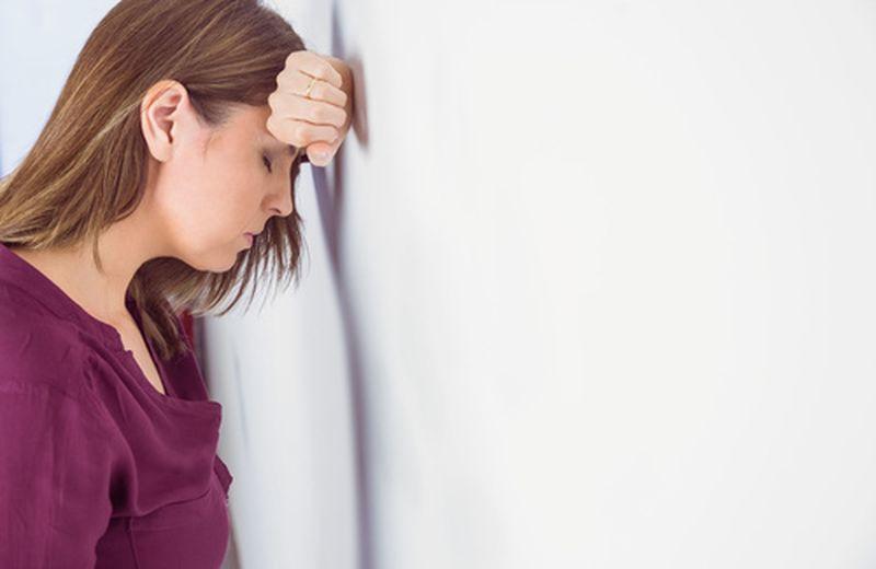 Riflessologia plantare per l'ansia