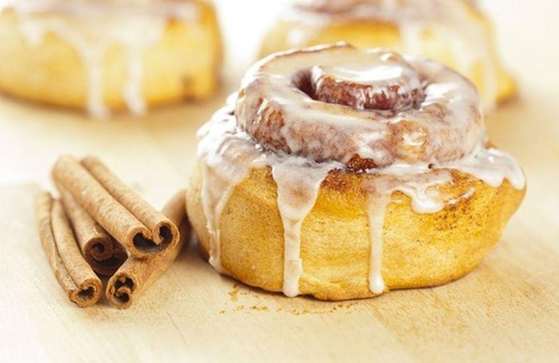 Ricette con la cannella: i cinnamon roll