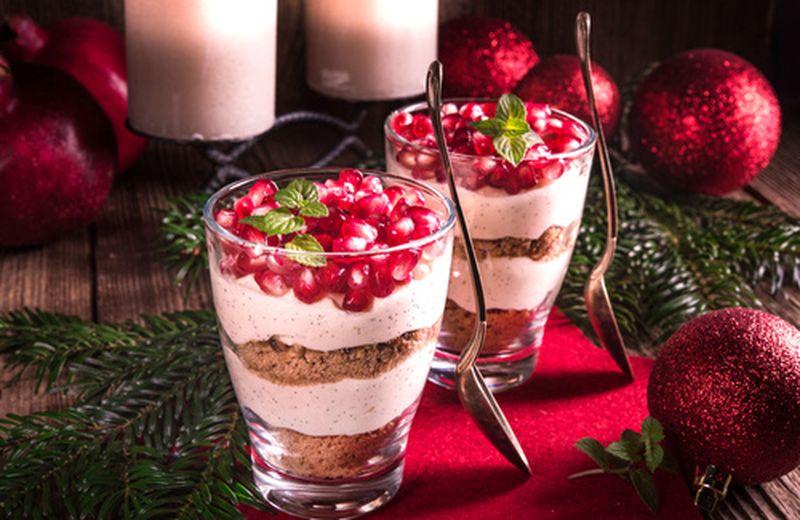 Melograno: ricette per Natale