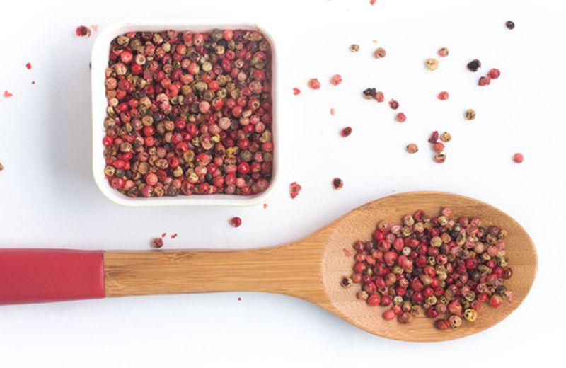 Pepe rosa, tre ricette semplici