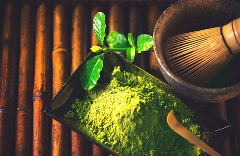 Tè Matcha, una miniera di antiossidanti