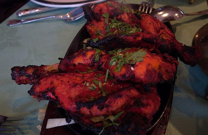 Pollo tandoori: la ricetta semplificata