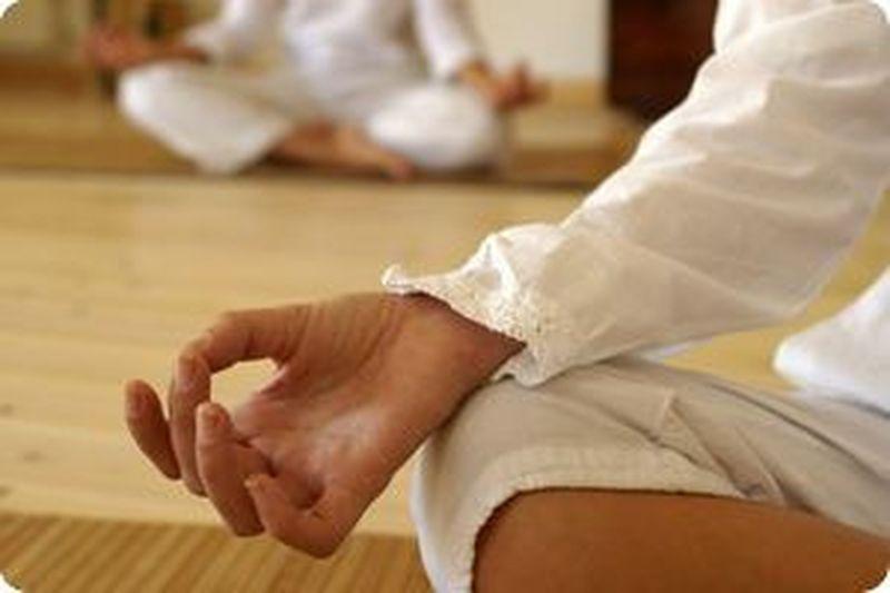 Esercizi di respirazione yoga