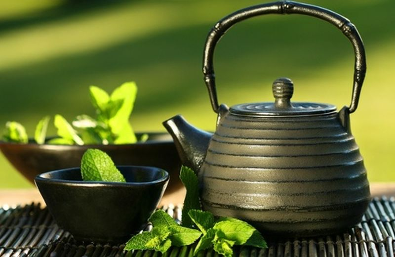 Il tè secondo la teoria dei 5 elementi