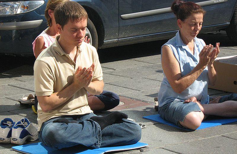 La meditazione e lo stress
