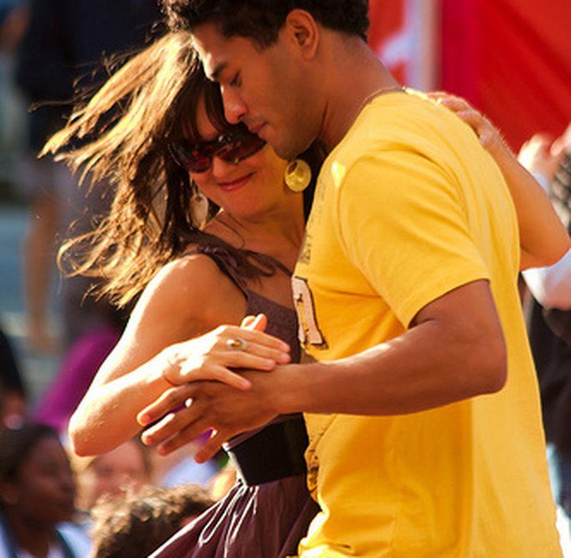 Lezioni di danza a ritmi nuovi