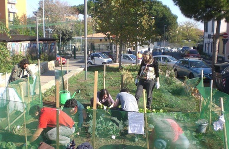 La campagna nel cuore di Roma: l'originale iniziativa di Fermenti di Terra
