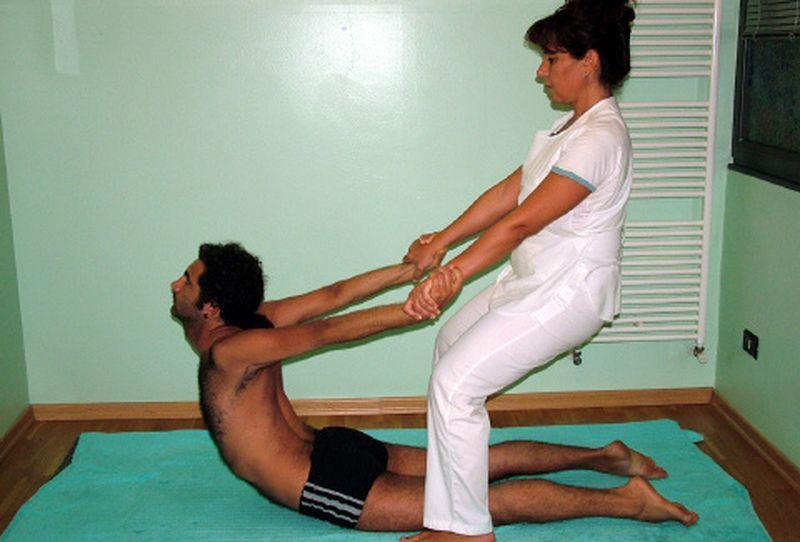 Massaggio ayurvedico yoga (metodo Kusum Modak)