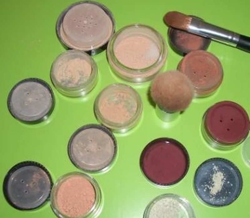 Make-up minerale: creativo, economico, salutare