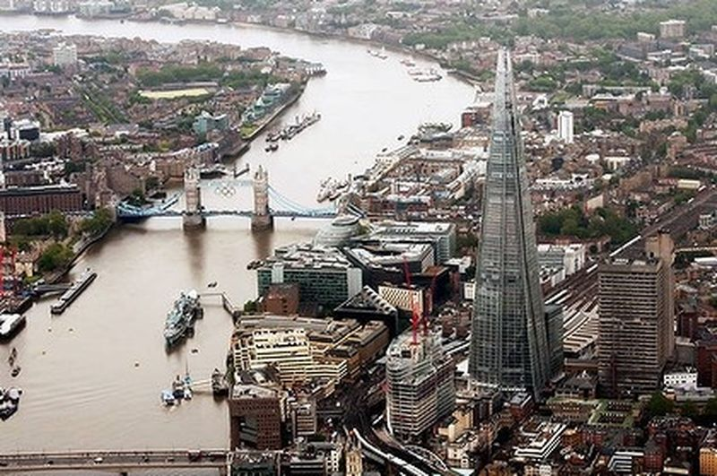 The Shard e il Feng Shui