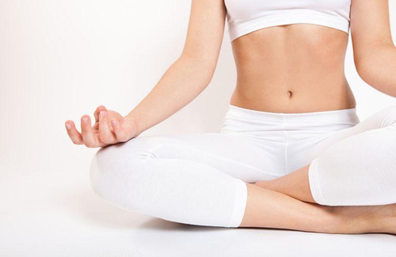 mondo dello yoga per perdere peso