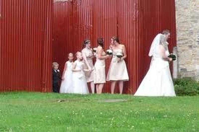 Abiti per spose naturali