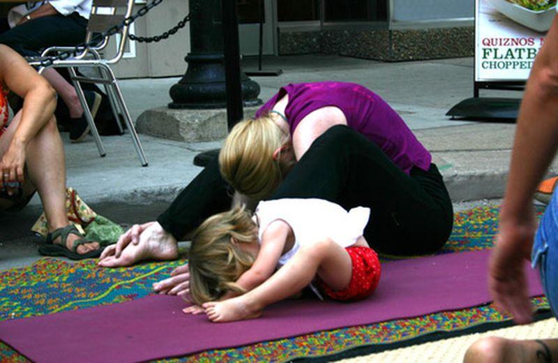 Questo articolo sarà la tua prima lezione di un corso di Yoga?