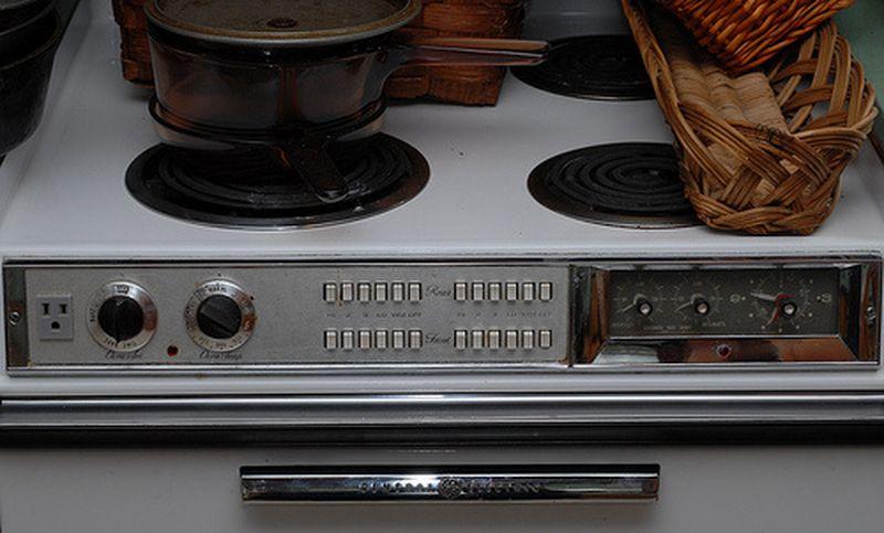 La pulizia naturale del forno