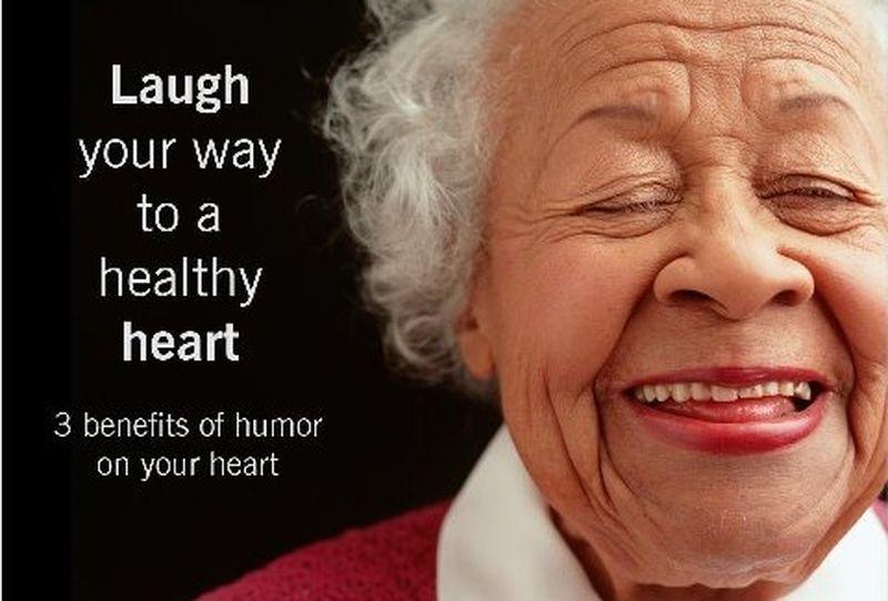 Yoga della Risata per la salute del cuore